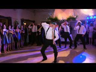 Embedded thumbnail for Justin Bieber Wedding Dance
