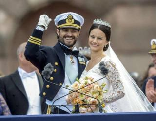 Prince Carl Philip And Princess Sofia Of Sweden Welcome Baby Alexander