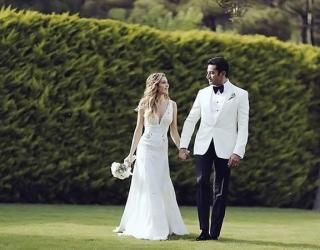 Kenan Imirzalioglu and Sinem Kobal Get Married