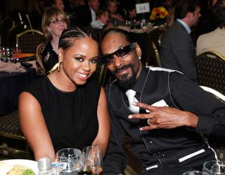 Snoop Dog Celebrates Wedding Anniversary