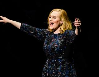 Video: Adele Accepts Fan's Wedding Invitation