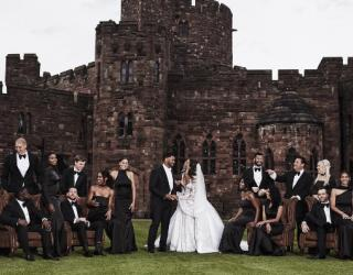 Ciara Talks About Her Wedding Fairytale