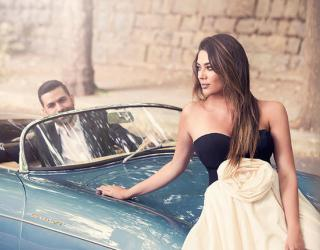 Former Miss Lebanon Nadine Wilson Njeim is Getting Married