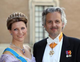 Princess Martha Louise of Norway to Divorce Husband of 14 Years