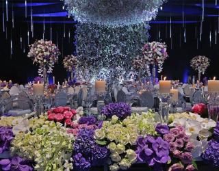 Video and Pictures Of Luxurious Wedding in Lebanon