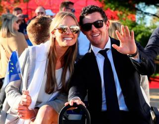 Fairytale Irish Wedding For Sporting Superstar Rory McIlory