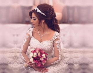 Your Wedding Inspiration From Iraqi Fashion Blogger Shahd Al Jumaily's Wedding