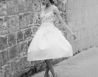 "Taghrid El Hage ""Lost"" Bridal Collection 2016"