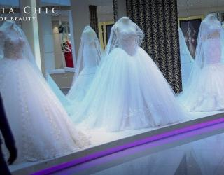 The Most Popular Wedding Dress Shops in Kuwait