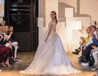 Stunning Wedding Dress Trends by Lebanese Fashion Designers