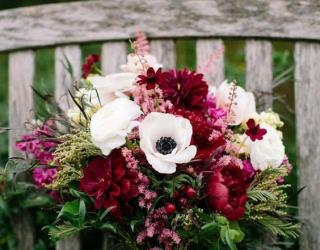 Beautiful Bridal Bouquets For a Fall Wedding
