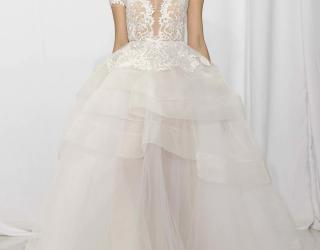 The Stunning Bridal Collection for Fall 2017 by Reem Acra