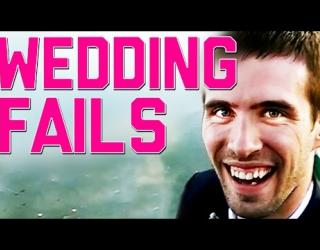Embedded thumbnail for Ultimate Wedding Fails 2015