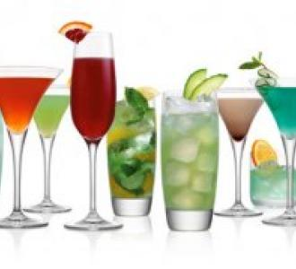 مشروبات غير كحولية لحفل الزفاف