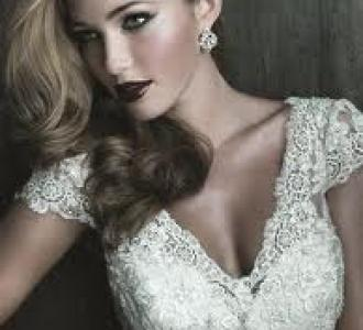 Your Bridal Look with a Fishtail Flare