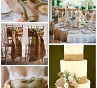 Your Wedding In Colors Earthy And Neutral Tones