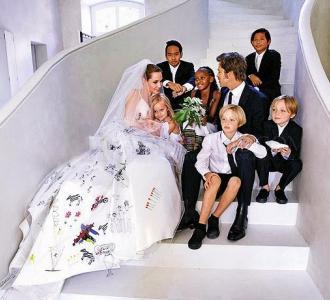 أجمل 6 صور من حفلات زفاف المشاهير في عام 2014