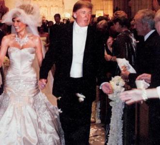 news donald trump wife melania photos pics knauss marriage family model married