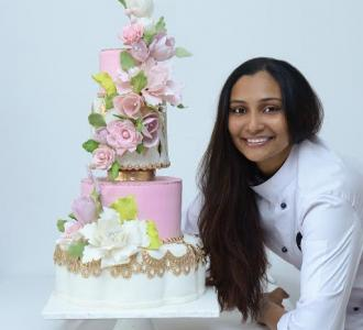 A Chit Chat with Arabia Weddings: Gayu Lewis Of Sugarology