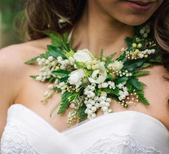Creative Alternatives to Bridesmaid Corsages