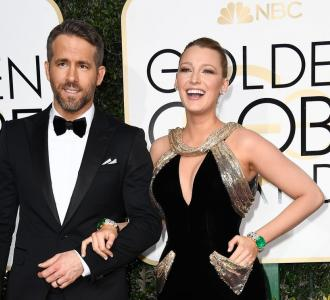 Our Favorite Celebrity Couples at The Golden Globes 2017