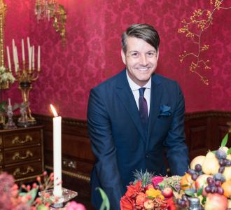 A Chit Chat with Bruce Russell - British Luxury Wedding Planner