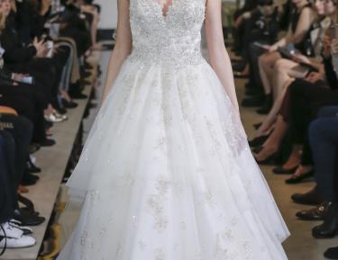 مجموعة جاستن الكسندر لفساتين زفاف عام 2018