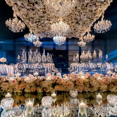 Weddings at Armani Dubai 1