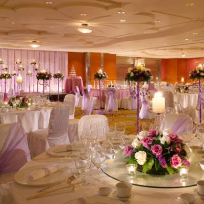 Calculating Room Capacity for Weddings