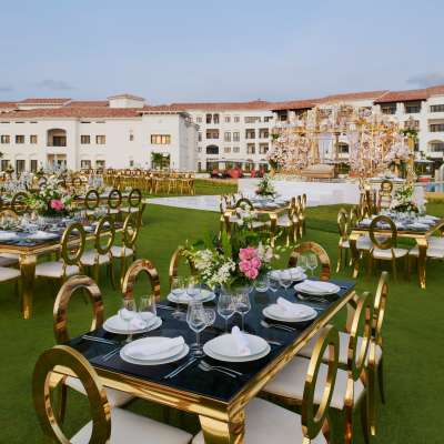 Address Marassi Golf Resort Wedding