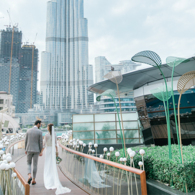 Address Downtown Dubai Wedding