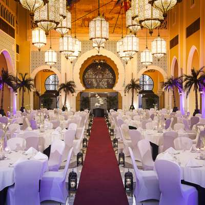 Al Bahou Ballroom at Oaks Ibn Battuta