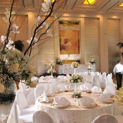 Weddings at Shangri La Dubai