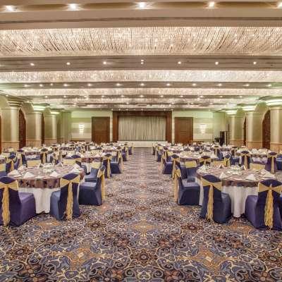 Crowne Plaza Deira Al Thuraya Ballroom