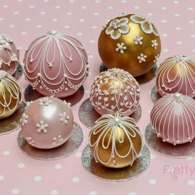 Wedding Cake Pops 16 Stunning Temari Wedding Cake Balls
