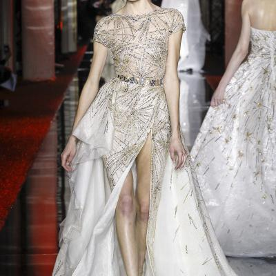 Zuhair Murad Spring 2017 Haute Couture Collection