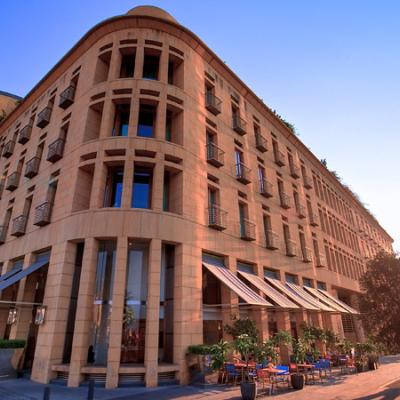 Le Gray Beirut Among 25 Top Luxury Hotels in The Middle East