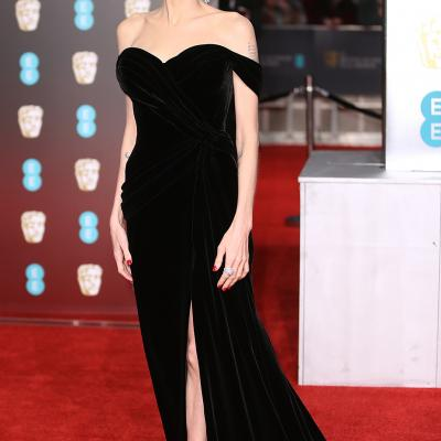 Our Favorite Black Dresses at The BAFTA 2018 For Your Engagement