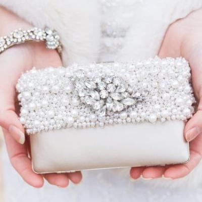 Gorgeous Bridal Bags For The Stylish Bride