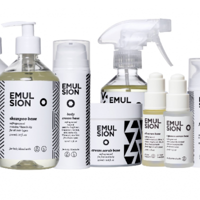 Emulsion Launches Personalised Skin and Haircare in the UK