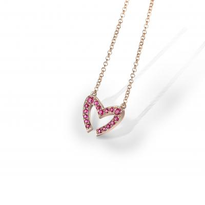 The Perfect Heart Shaped Jewelry for Valentine's Day by Mouawad