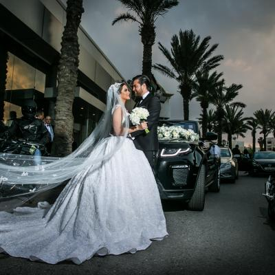 The Magical Wedding of Sara and Ghassan