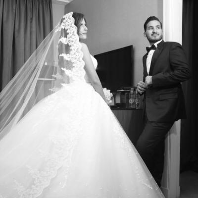 The Wedding of Zaina and Abdulrahman in Amman