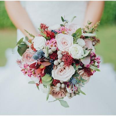 مسكات عروس مثالية لفصلي الربيع والصيف من فينتيج بلوم
