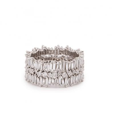 Extravagant Wedding Rings For the Glamorous Bride