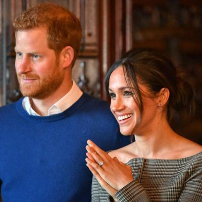 Meghan Markle's Wedding Dress Predictions By Caroline Castigliano