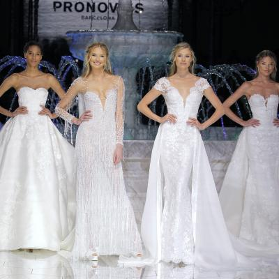 Pronovias to Open Barcelona Bridal Fashion Week