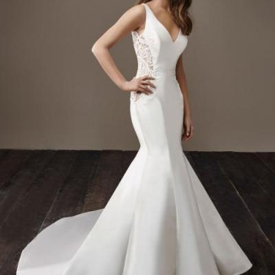 6 Elegant Mermaid Wedding Dresses For 2018