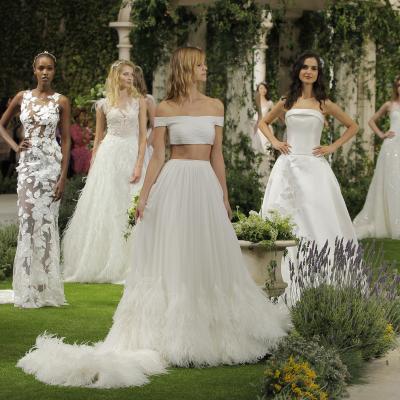 The 2019 Atelier Pronovias Wedding Dress Collection