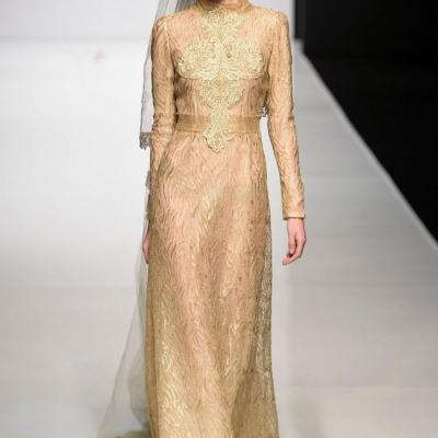 2019 Breathtaking Gold and Champagne Wedding Dresses